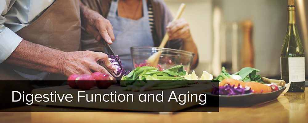 Digestive Function and Aging