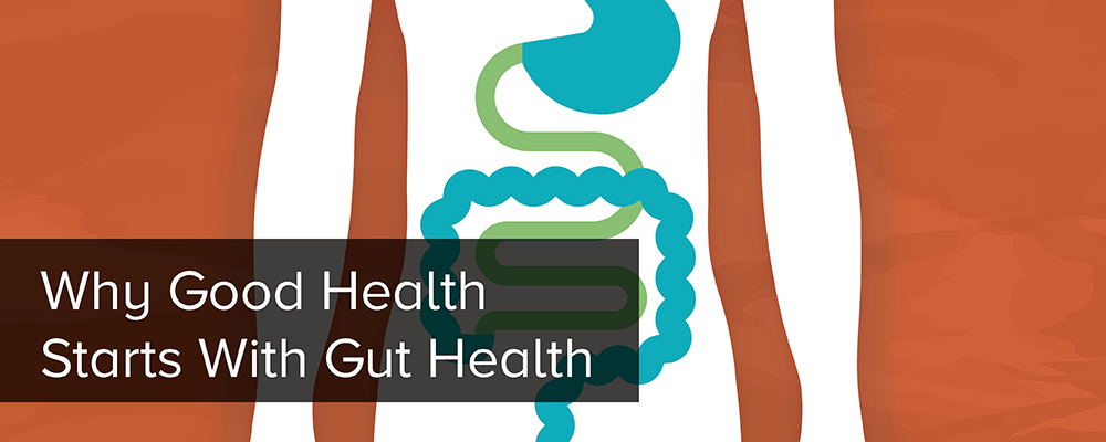 Why Good Health Starts With Gut Health