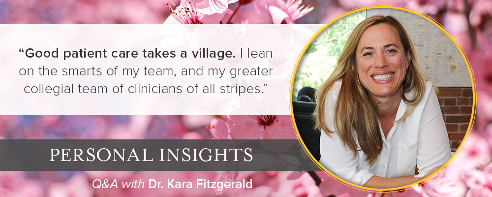 Personal Insights: Q&A with Dr. Kara Fitzgerald on Functional Medicine