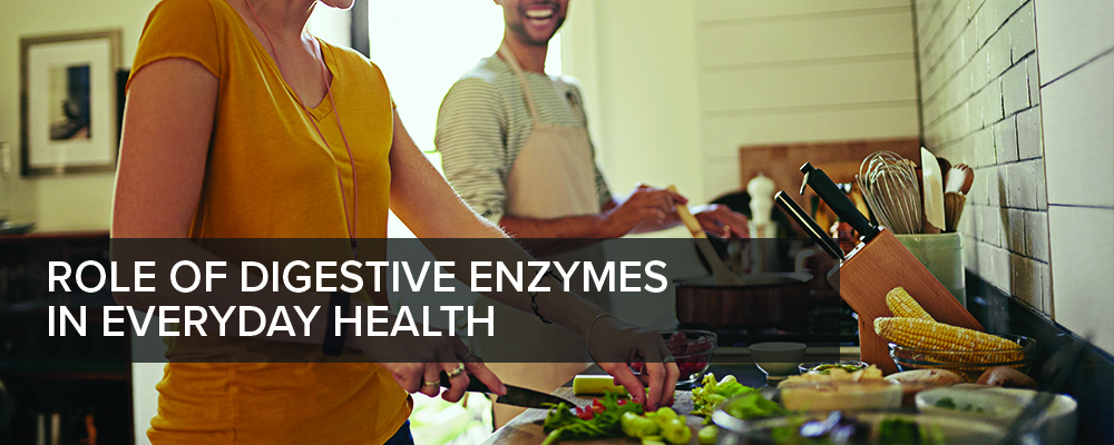 Role of Digestive Enzymes in Everyday Health