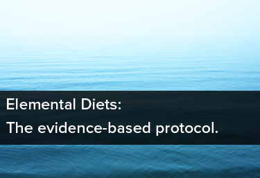 What-to-expect-part-1-quote: Elemental-diets:Evidence-based-protocal