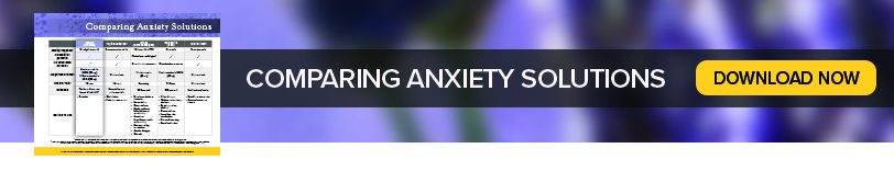 Comparing Anxiety Solutions