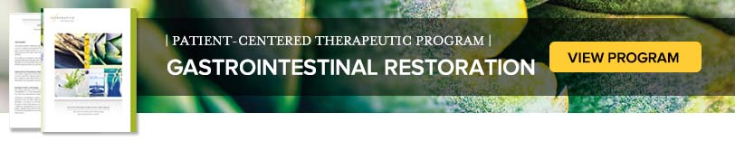 Gastrointestinal Restoration Program