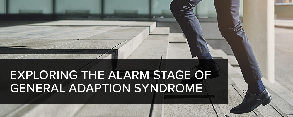 Exploring the Alarm Stage of General Adaption Syndrome
