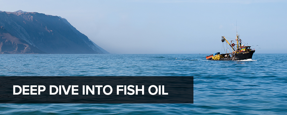 Fish Oil Sourcing