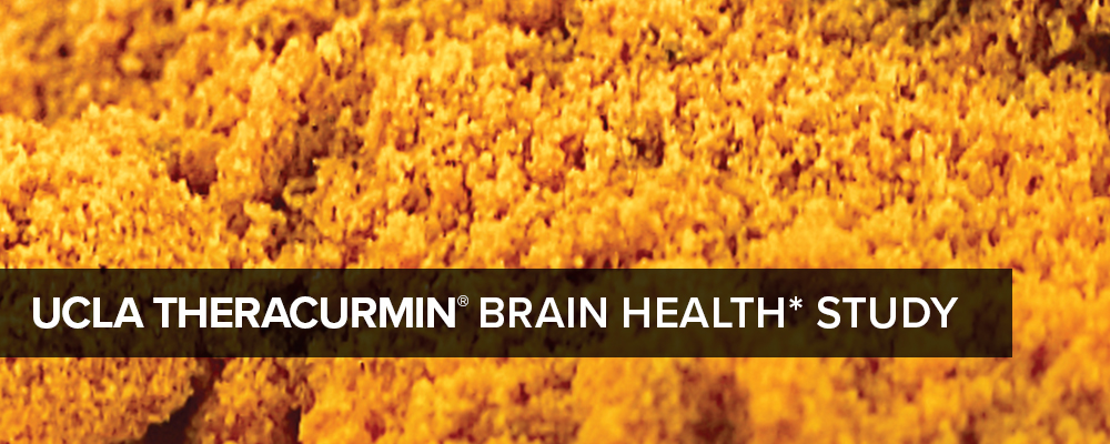 Theracurmin Brain Health Study