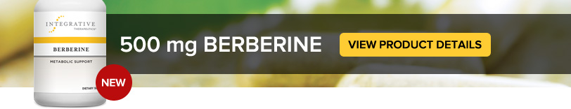 500 mg Berberine Supplement