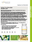 Motility Activator Information Sheet